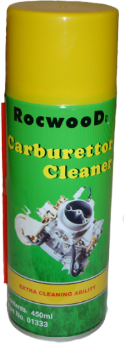 Carburettor Cleaner Spray 450ml Can Product Code 01333